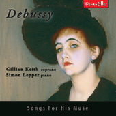Debussy Songs For His Muse, Deux-Elles Records, 2015